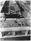 FIAT Autocentro - Stabilimento di Mirafiori. Effetti prodotti dal bombardamento dell'incursione aerea del 20-21 novembre 1942. UPA 2202_9B06-17. © Archivio Storico della Città di Torino