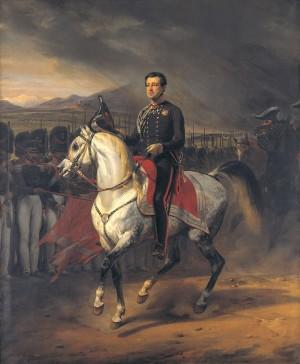 Carlo Alberto di Savoia (Torino 2 ottobre 1798 - Oporto 28 luglio 1849)