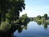 Progetto Torino Città d'Acque. Località Fioccardo, vista del fiume Po verso Moncalieri. © Città di Torino, settore Verde Pubblico
