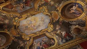 Palazzo Madama, Camera di Madama Reale, soffitto. Fotografia di Paolo Mussat Sartor e Paolo Pellion di Persano, 2010. © MuseoTorino