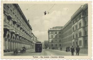 Caserma Cernaia. © Archivio Storico della Città di Torino