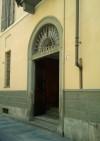 Istituto delle Rosine. Ingresso lato via delle Rosine. Fotografia di Paola Boccalatte, 2013. © MuseoTorino
