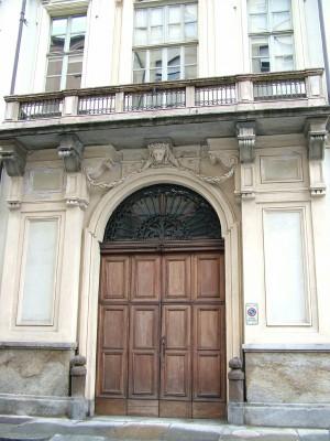 Palazzo Vallesa della Martiniana