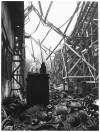 Corso Mortara. FIAT - Sezione Ferriere Piemontesi. Effetti prodotti dal bombardamento dell'incursione aerea del 20-21 novembre 1942. UPA 2065_9B05-41. © Archivio Storico della Città di Torino