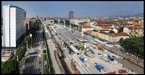 Nuova stazione di Porta Susa