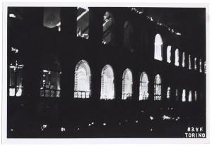 U.T.E.T. Tipografico-Editrice Torin. An., Corso Raffaello 28. Effetti prodotti dai bombardamenti dell'incursione aerea del 12-13 agosto 1943. UPA 3912_9E03-16. © Archivio Storico della Città di Torino/Archivio Vigili del Fuoco