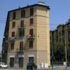 Veduta del 3° quartiere IACP, uno dei gruppi realizzati a Torino in conformità alle disposizioni della prima legge sulle case popolari. Fotografia di Maria D'Amuri, 2011. © MuseoTorino