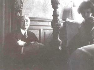 Riccardo Gualino (Biella, 1879 - Firenze, 1964)