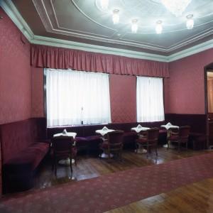 Caffè Fiorio, sala del Whist, Fotografia di Marco Corongi, 2001 ©Politecnico di Torino