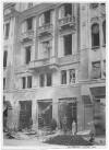 Via Luigi Cibrario ang. Via Carlo Bossi. Effetti prodotti dai bombardamenti del 4-5 dicembre 1940. UPA 0908D_9A01-44. © Archivio Storico della Città di Torino