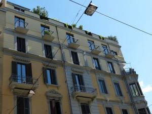 Edificio di civile abitazione in Via Luigi Cibrario 22