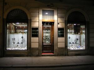 Cepollini Marchesa di F.lli Sestini, Argenti e preziosi