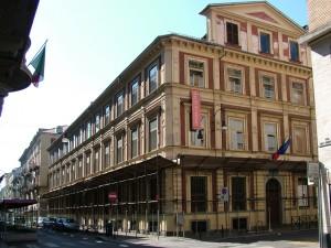 Liceo Classico Massimo D'Azeglio. Fotografia di Paola Boccalatte, 2013. © MuseoTorino