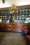 Farmacia Algostino De Michelis, interno, 2017 © Archivio Storico della Città di Torino