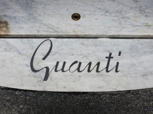 Moda del Guanto, particolare della soglia, 2016© Archivio Storico della Città di Torino