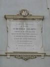 Lapide dedicata a Federico Sclopis. Fotografia di Elena Francisetti, 2010. © MuseoTorino
