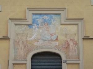 Cucina malati e poveri, dettaglio facciata su corso Palestro. Fotografia di Paola Boccalatte, 2013. © MuseoTorino
