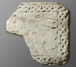 Iscrizione funeraria di un alto prelato, da piazza San Giovanni
