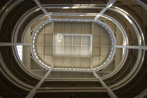 La rampa elicoidale del Lingotto. Fotografia di Bruna Biamino, 2010. © MuseoTorino
