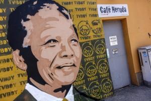 Tvboy, Nelson Mandela, 2014, borgata Tesso
