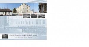 Scuola elementare Margherita di Savoia. L'edificio nel corso degli anni. © Archivio della scuola