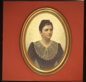 Rocca 1794, già Rocca Grandi Magazzini, ritratto femminile, 1998 © Regione Piemonte