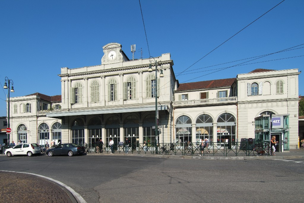Ex stazione di porta susa museotorino - Porta susa stazione ...