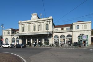 Carlo Promis, Stazione di Porta Susa, 1856. Fotografia di Fabrizia Di Rovasenda, 2010. © MuseoTorino.