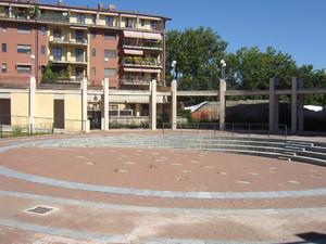 L'attuale arena. Fotografia di Davide Anselmo, marzo e settembre 2010. ©MuseoTorino.