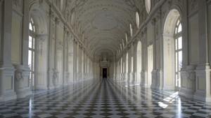 La Galleria Grande della Reggia di Venaria Reale. Fotografia diPaolo Mussat Sartor e Paolo Pellion di Persano, 2010. © MuseoTorino