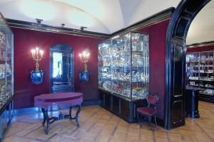 Musy padre e figli, gioielleria, particolare interno, Fotografia di Marco Corongi, 2005 ©Politecnico di Torino