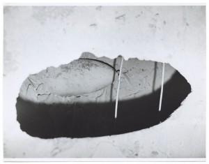 [Corso G.Agnelli] Fiat Mirafiori. Effetti prodotti dai bombardamenti del 4-5 dicembre 1940. UPA 0944D_9A02-06. © Archivio Storico della Città di Torino