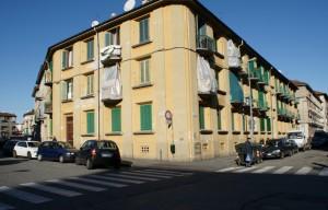 Case Grassi, via Foroni – via Crescentino – via Candia