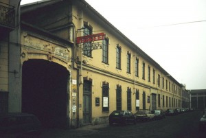 Ex fonderia Poccardi. Fotografia di Agata Spaziante, 1997 in www.immaginidelcambiamento.it