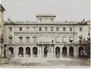 Palazzo di Città. Fotografia di G.B. Maggi. © Archivio Storico della Città di Torino