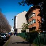 Edificio in corso Novara 65 / 67, 2014 © Alice Massano, 2014 © Alice Massano