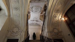 Palazzo Reale, Scala delle Forbici. Fotografia di Paolo Mussat Sartor e Paolo Pellion di Persano, 2010. © MuseoTorino - Soprintendenza per i Beni Architettonici e Paesaggistici del Piemonte