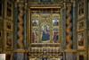 Il Polittico della compagnia dei calzolai all'interno della Cattedrale di San Giovanni Battista (Duomo, 1). Fotografia di Marco Saroldi, 2010. © MuseoTorino.