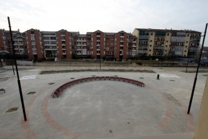 Area ex INCET. Fotografia di Gianluca Platania, 2016 © Città di Torino