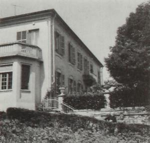 Villa dei Padri Camilliani, già Vigna Benso