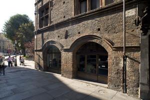 Casa Broglia (già Albergo della Corona Grossa, particolare, 3). Fotografia di Marco Saroldi, 2010. © MuseoTorino.