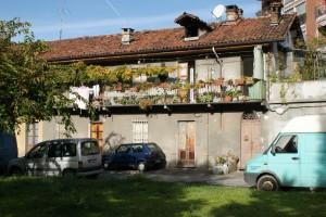 Casetta via Aosta 127. Fotografia Giuseppe Beraudo, 2009