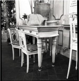 Grosso Ormea di Serafino, fioraio, particolare dell'interno, 1998 © Regione Piemonte