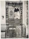 Via Giuseppe Garibaldi angolo Via Giovanni Botero (Chiesa Santi Martiri). Effetti prodotti dai bombardamenti dell'incursione aerea dell'8 dicembre 1942. UPA 2601_9C03-36. © Archivio Storico della Città di Torino