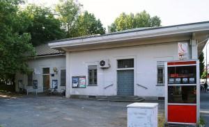 Ex ufficio del Dazio, edificio ampliato, centro incontri Circoscrizione 5. Fotografia di Luca Davico, 2015