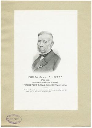 Giuseppe Pomba (Torino 1795 - 1876)