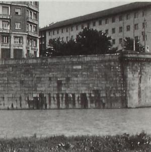 Murazzi del Lungo Dora Napoli o di ponte Mosca