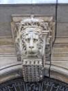 Elemento decorativo della facciata di Palazzo Madama. Fotografia di Alessandro Vivanti, 2011. © MuseoTorino