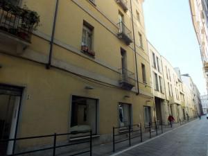 Isolato fra le vie XX settembre, Palazzo di Città, Garibaldi, Porta Palatina