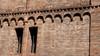 Il campanile di Sant'Andrea (particolare, 4). Fotografia di Plinio Martelli, 2010. © MuseoTorino.